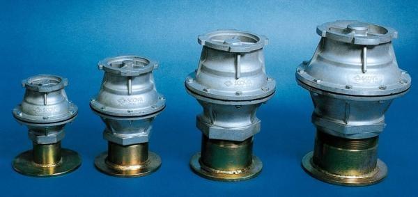 Głowice hydrantowe