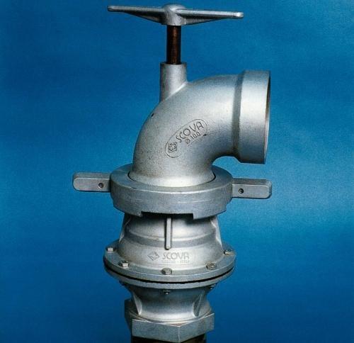 Głowica z zaworem hydrantowym