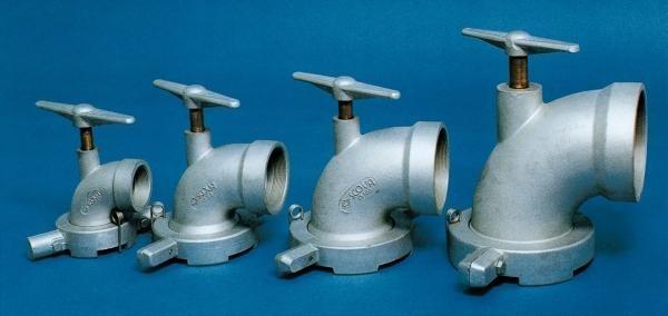Zawory hydrantowe